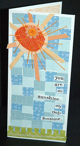 Card Only Sunshine